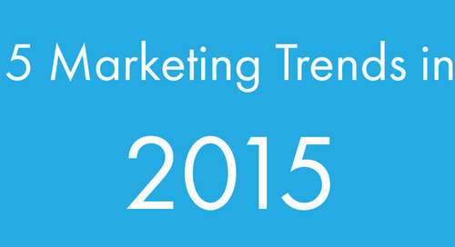 The 5 Biggest Marketing Trends for 2015