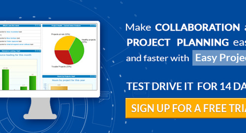 4 ways Easy Projects can help engineering project managers allocate limited resources