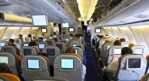 Fireside Chat with Panasonic Avionics: Talking Security for In-Flight Infotainment