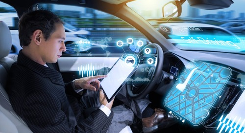 Smart Cars: A Peek Into the Future of Converged Networks