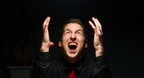 SALES INSANITY: Don't Let This Happen to You