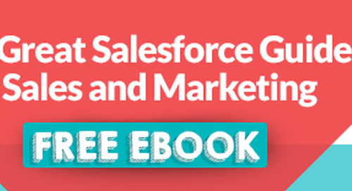7 Free Guides for Marketers Using Salesforce