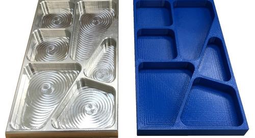 3D Printing vs CNC Machining