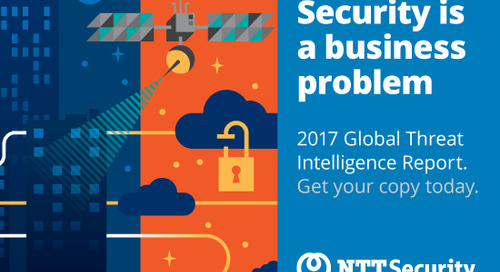 The 2017 Global Threat Intelligence Report is out