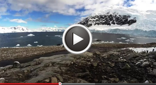 Antarctic Expeditions Yesterday and Today: 100 Years of Exploration