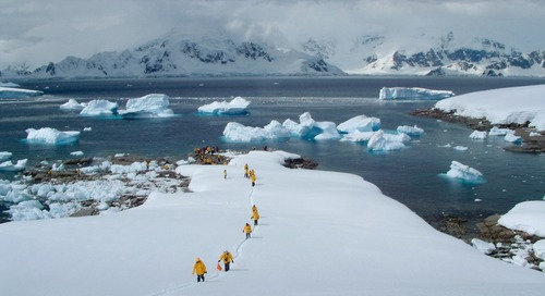 7 Positive Traits Strengthened by Polar Expedition Travel