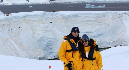 How Our Antarctic Fly-Cruise Made Way for Epic South American Adventure
