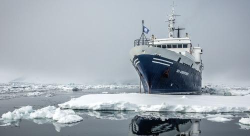 Unforgettable, Rugged and Raw: Gourdin Island, Antarctica