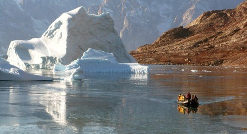 In the Footsteps of Franklin: Greenland & Canada's High Arctic
