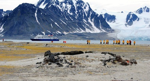 Crossing the Arctic Circle: Southern Expedition
