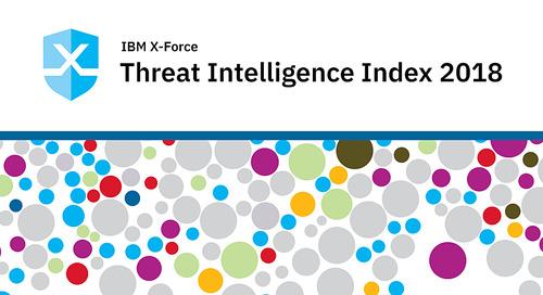 2018 IBM X Force Report: Shellshock Fades, Gozi Rises and Insider Threats Soar