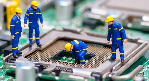 予知保全による工場の順調操業