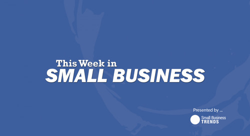 This Week in Small Business, Microsoft Unveils Surface Hub 2