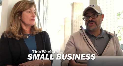 This Week in Small Business, Job Market Tightens, Can Small Businesses Compete?
