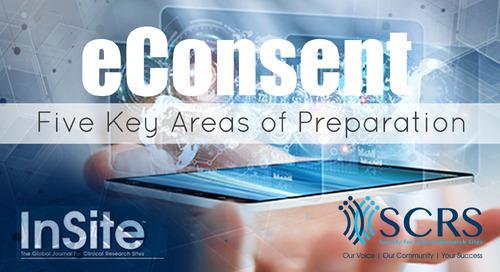 eConsent: 5 Key Areas of Preparation