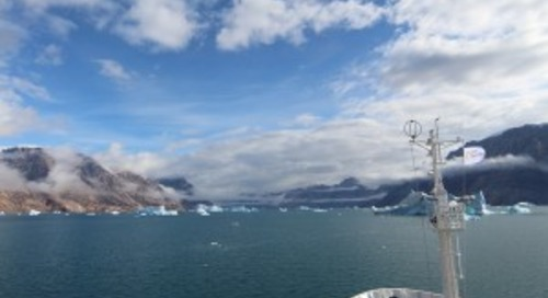 Part 1: Greenland Explorer update from Expedition Leader Alex McNeil