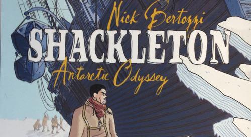 Nick Bertozzi – Shackleton: Antarctic Odyssey