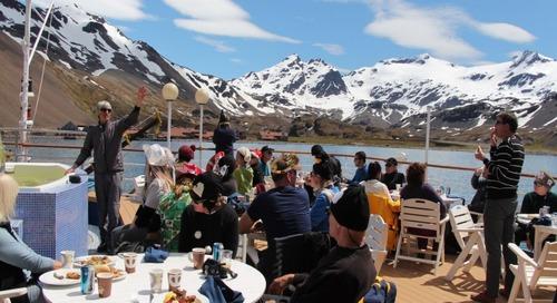 Luxury Antarctic Expeditions: Adventure Cruising in Comfort