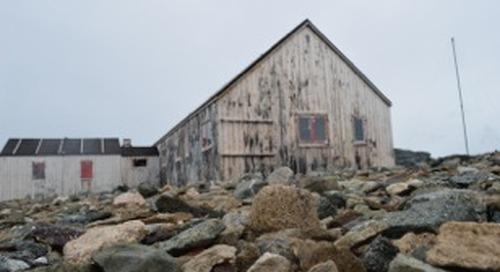 Stepping Back into Polar History