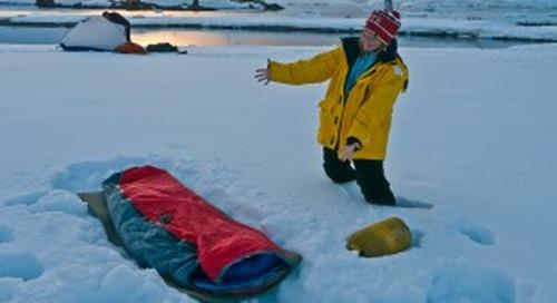 Polar Adventure: Camping in Antarctica