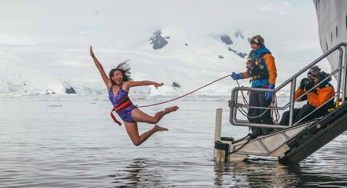Antarctic Dreaming: Planning & Packing for an Epic 50th Birthday Journey