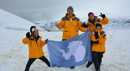 Meet Our Young Polar Explorers