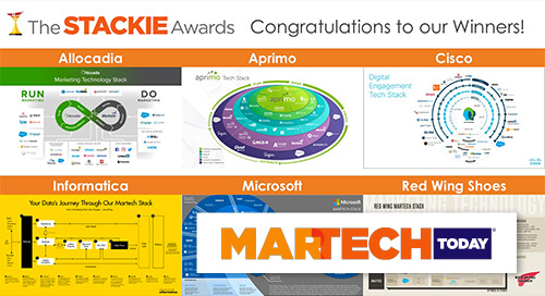 MarTech Conference: The 2017 Stackies and Hackies Winners [MarTech Today]