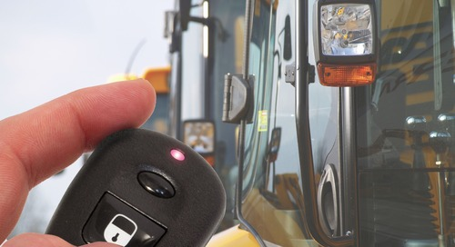 Next Generation Security: Advancing Electronic Access in Off-Highway Equipment