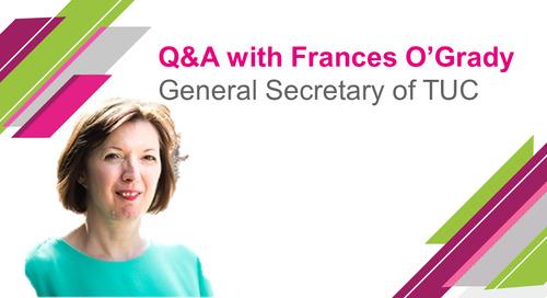 Q&A with Frances O'Grady