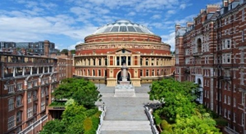 Five facts about The Royal Albert Hall
