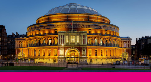 The Royal Albert Hall transformed