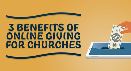 3 Benefits of Electronic Giving for Churches