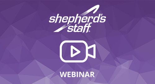 Syncing Online Contributions with Shepherd's Staff