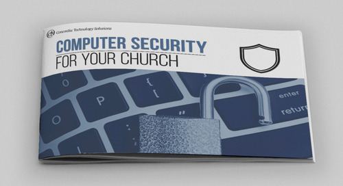 Computer Security for Your Church