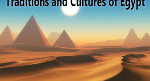 Traditions and Cultures of Egypt