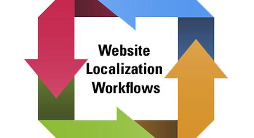 Website Localization Workflows