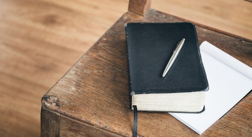 News: Bible Translation Time Has Been Reduced From Years to Weeks