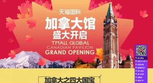 News: Alibaba Gives Canada Access to the Chinese Market via Tmall Global