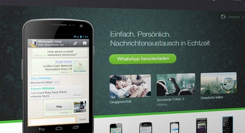 News: German Court Orders WhatsApp to Translate its TOS