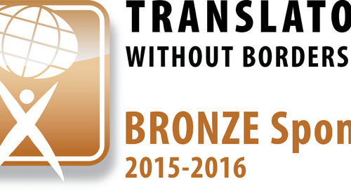 GPI Sponsors Translators without Borders