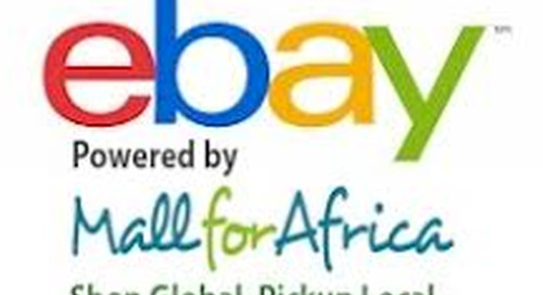 eBay Partners with MallforAfrica to Access African Markets