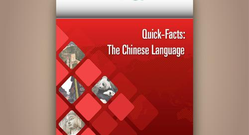 Chinese Language Translation eBook