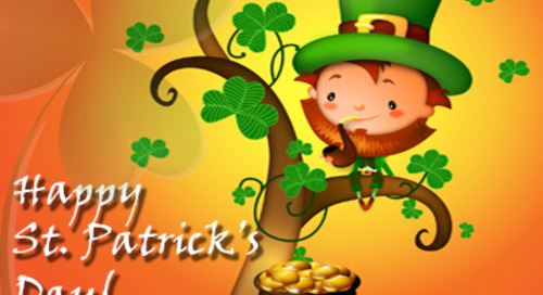 St. Patrick's Day: Luck O' The Irish