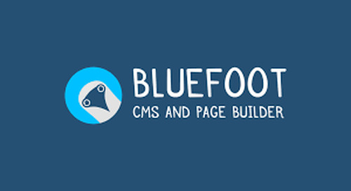 News: Magento Acquires BlueFoot CMS Technology