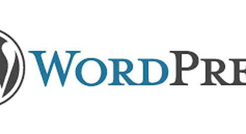 WordPress 4.7 Vaughan Release