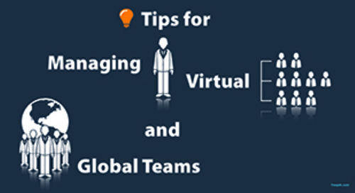 Tips for Managing Virtual and Global Teams