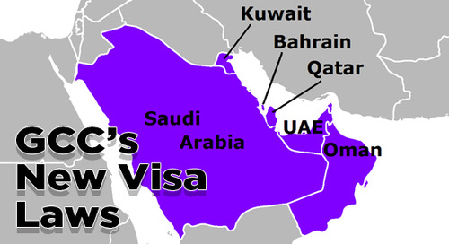 News: GCC's New Visa Laws