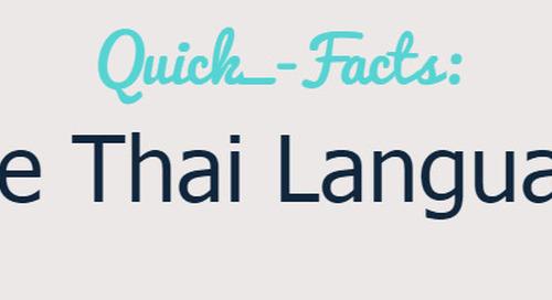 Thai Language Translation eBook
