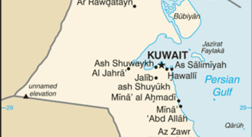 Translating Arabic Speaking Countries: Kuwait