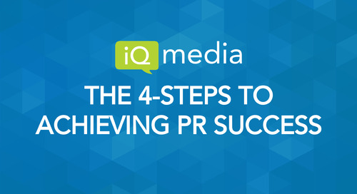 [on-demand webinar] 4 Steps to Achieving PR Success